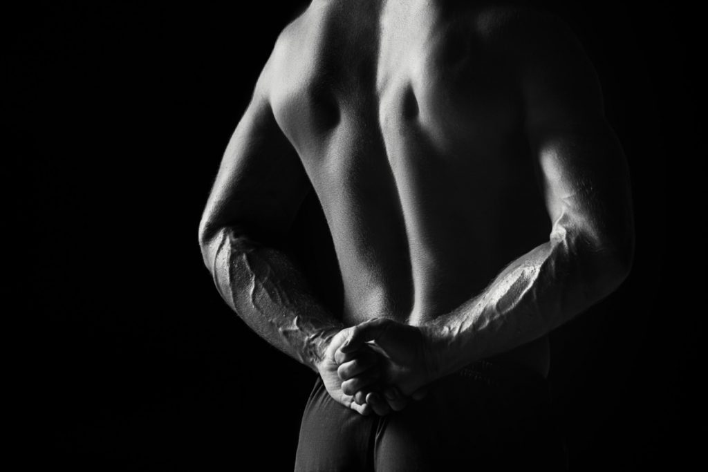 Male back physical therapy NY